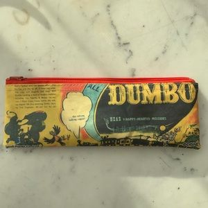 Vintage Walt Disney Dumbo Pencil Case